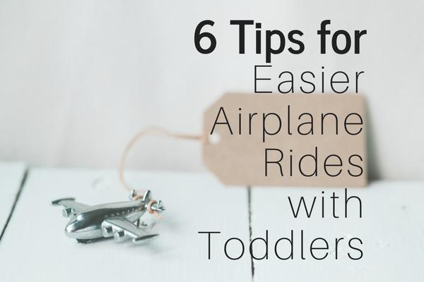 Flagstaff Moms Blog - Airplane