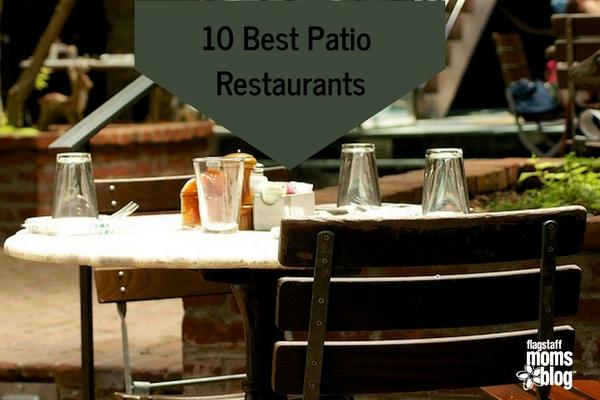 Best Patios Flagstaff