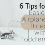 How to Keep Toddlers Busy on Airplanes