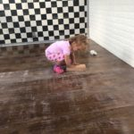 How To: Plywood Flooring in a Camping Trailer
