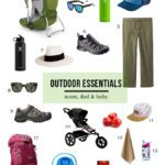 17 Outdoors Essentials for Mom, Dad & Baby