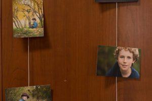 Magnetic Wire Hanger Photo Display Katie Woodard-2