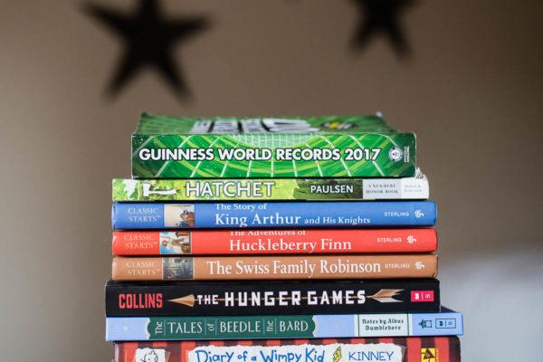 Favorite Kids Books Age 10-13 Katie Woodard Photography-1