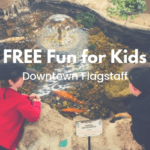 FREE Things To Do in Downtown Flagstaff With Kids