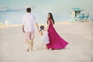 Sylvia Bucina and Family