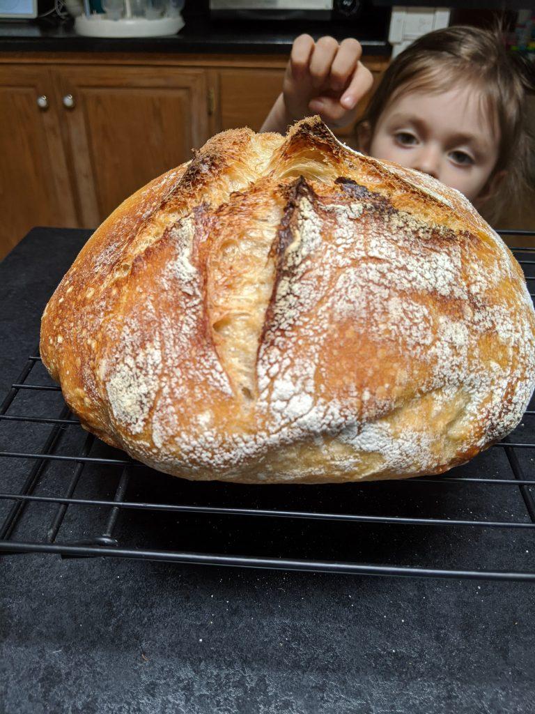 The Joy of Bread-Making (Yup I'm THAT Quarantine Girl)