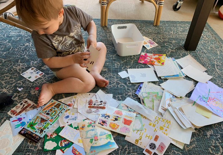 WFH with a 2-year-old | 5 Things that Help Me Manage