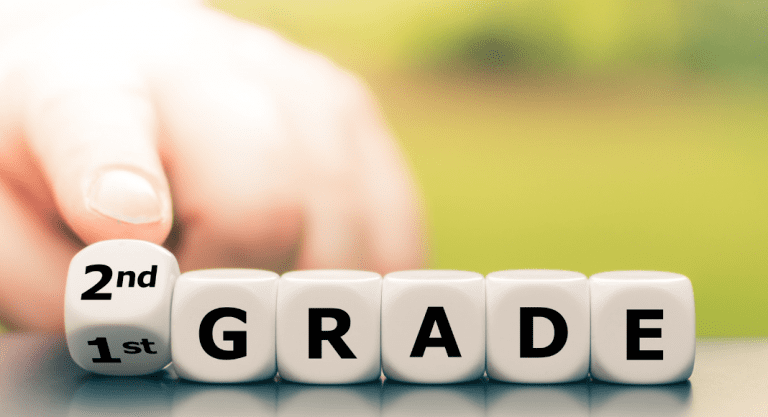 Thoughts… of being in 2nd grade all over again with my child