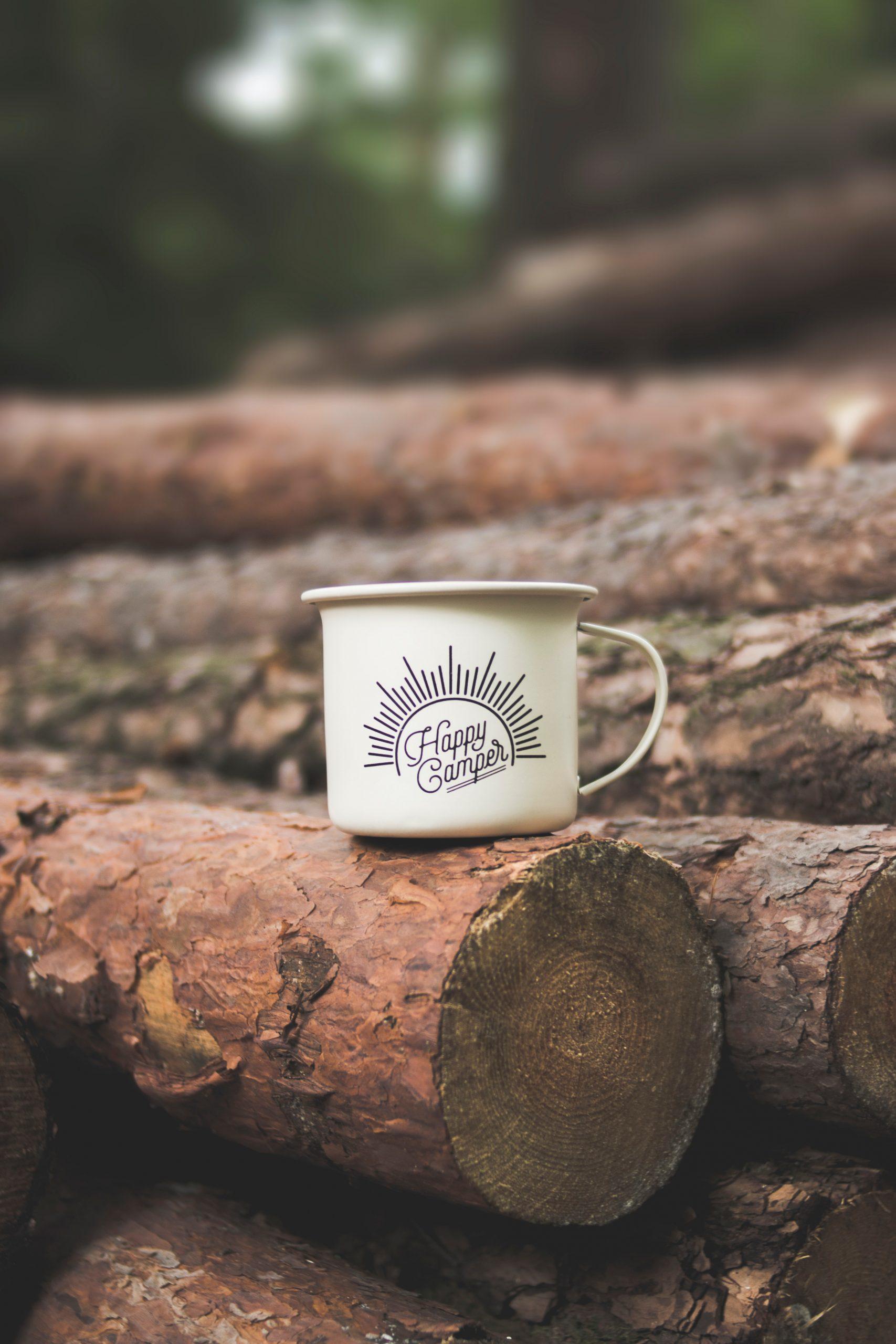 Happer Camper coffee mug